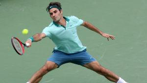 Roger Federer vinner Masterturneringen i Cincinnati 2014