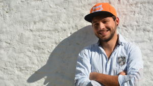 Alessio Avellán Borgmeyer, Jodels grundare.