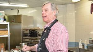 Nils-Gustav Höglund från finska kocklandslaget.