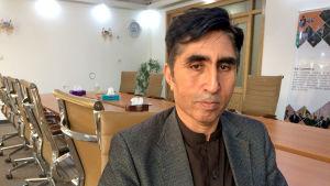 Syed Muzaffar Shah, verkställande direktör på antikorruptionsorganisationen MEC.