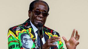 Robert Mugabe 17.12. 2016.
