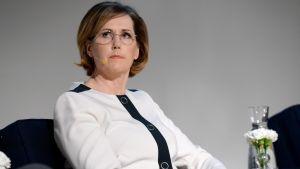 Riksdagsledamot Tuula Haatainen (Sdp).