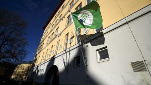 Kallion lukio i Helsingfors.