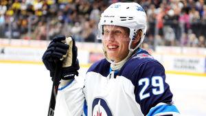 Patrik Laine, Winnipeg Jets