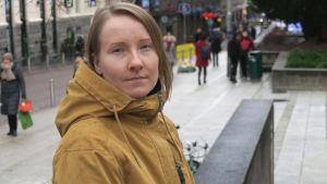Elina Kervinen Euroopan kriminaalipolitiikan instituutti
