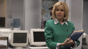 Bild på skådespelaren Sienna Miller som spelar Beth Ailes.