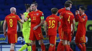 Gareth Bale från Wales