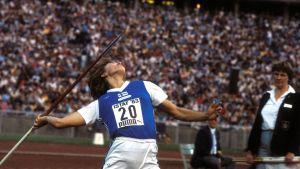 Tiina Lillak, VM 1983.