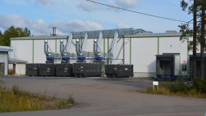 Pyrrolls fabrik i Pyttis.