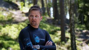 Tuomas Kaario on Peltsin kovan vuoden uimavalmentaja.