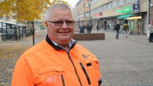 Ove Blomqvist från Borgå.
