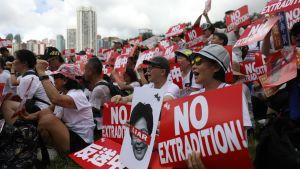 Den föreslagna utlämningslagen har stött på ovanligt brett motstånd i Hongkong