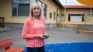 Anna Friberg.