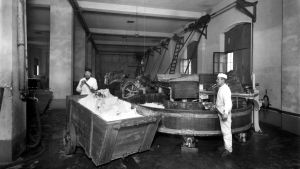 Kokos OY Tvål och margarinfabrik 1915.