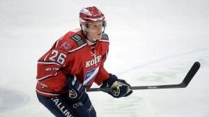 Toni Söderholm, HIFK, slutspelet våren 2015.