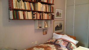 Astrids sovrum, fram tills att hon dog år 2002.