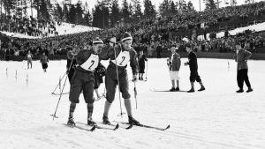 Paavo Lonkila, OS 1952.