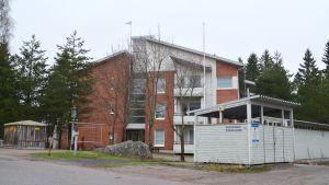 Estbackavägen 7 i Borgå