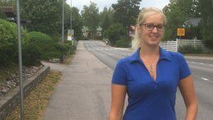 Johanna af Hällström-Kamila i Ladusved