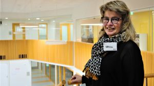 Rektor Ulrica Nyström
