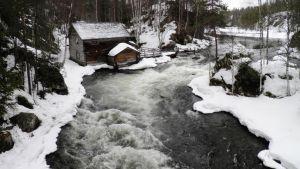 Pieni Karhunkierros, Myllykoski, Oulangan kansallispuisto