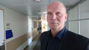 Ingemar Borgman fastighetschef på HNS