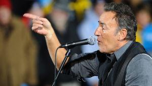 Bruce Springsteen, november 2012