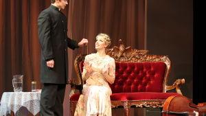 Ormala som Anne Egermann i Little Night Music, 2010.