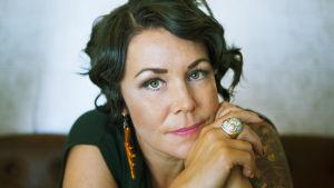 Författaren Maria Sveland