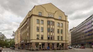 Nationshuset Ostrobotnia i Helsingfors