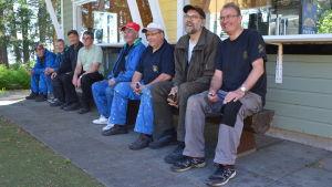 Tolkis FBKs veteraner på talko