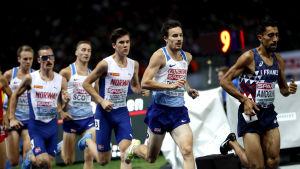 Jakob Ingebrigtsen är löpare.