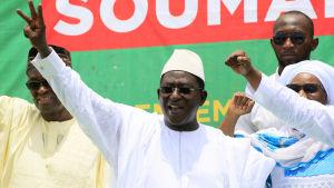 Den förre finansministern Soumaila Cisse anklagar presidenten för valfusk