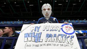 Finska NHL-fans.