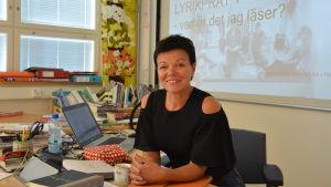 Annette Kronholm-Cederberg.
