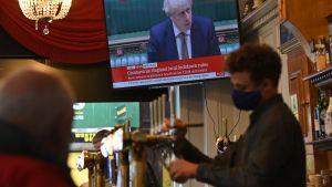 Pub i Liverpool 12.10.2020