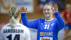 Moa Sjölund.