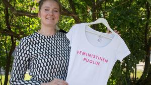 Katriina Rosavaara feministinen puolue