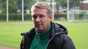 Peter Haglund.