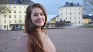 Katariina Kolle, sakkunnig inom klimatpolitik, WWF Finland.