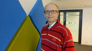 Forskningschef Max Jansson.