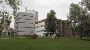 Vetenskapsbiblioteket Tritonia i Vasa.