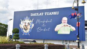Sultanen av den sydliga delstaten Johor är speciellt populär. Hans hustrus bakgrund är avvikande såtillvida att hennes mor var kines.