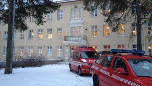 Roparnäs sjukhus i Vasa