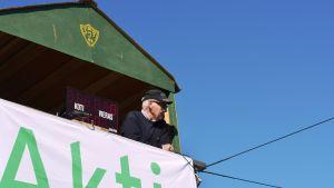 Frey Karlsson på Sjundeå Cup