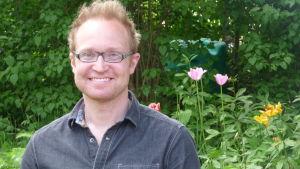 Tomas Höglund är en av Vegas sommarpratare 2015