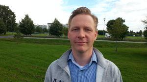 Profilbild på Kimmo Michelsén.