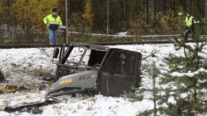 Olyckan i Skogby, Raseborg