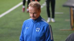 Juha Malinen är tränare för Finlands U21-landslag.