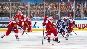 Ryssland-Finland.